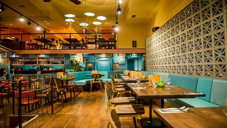 Las Iguanas (Upstairs Bar), Basingstoke
