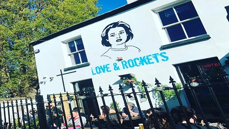 Love and Rockets, Liverpool